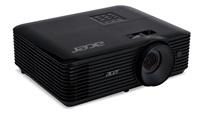 ACER Projektor X1228H, DLP 3D, XGA (1024x768), 4500ANSI, 20000:1, VGA, HDMI, 1x3W,  2.8 kg,ColorBoost 3D, ColorSafe II
