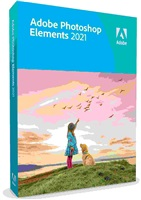 Photoshop Elements 2021 WIN CZ FULL BOX