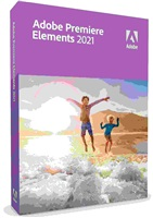 Premiere Elements 2021 WIN CZ FULL BOX