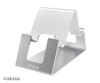AKASA - Aries Pico - stojan pro tablet - stříbrný