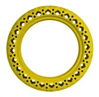 Bezdušová pneumatika pro Xiaomi Scooter žlutá (Bulk)