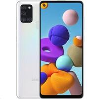 Samsung Galaxy A21s (A217), 32 GB, EU, bílá