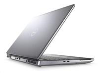 DELL NTB Precision 7550/Intel Core i7-10750H/16GB/256GB SSD/15.6