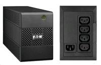 Poškozený obal - Eaton 5E 500i, UPS 500VA / 300 W, 4 zásuvky IEC, bazar