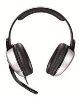 Sluchátka s mik. GENIUS HS-05A volume control