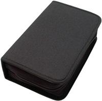 OEM Pouzdro na 128 CD černé (nylonové)