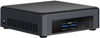 INTEL NUC 7i3DNHNC2 i3/USB3/Win10Pro/4GB/1TB HDD, kompletní PC