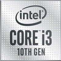 CPU INTEL Core i3-10100F 3,60GHz 6MB L3 LGA1200, TRAY (bez chladiče, bez VGA)