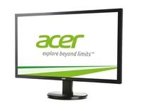 ACER LCD K222HQLbd, 55cm (21,5'') LED, 1920 x 1080, 100M:1, 200cd/m2, 5ms, DVI, Black SLIM Design