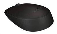 myš Logitech Wireless Mouse B170 black