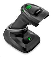 Zebra čtečkaDS2278-SR USB KIT 2D black, USB (HID) kabel, (prezentační stojánek) - 10m dosah