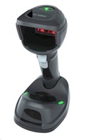Zebra DS9908, 2D, SR, multi-IF, Digimarc, kit (USB), black