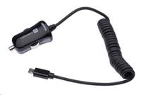 CONNECT IT USB nabíječka do auta s microUSB kabelem (5V/2,1A)