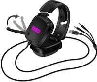CONNECT IT NEO herní sluchátka s mikrofonem, černá