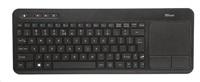 klávesnice TRUST Veza Touchpad Wireless US