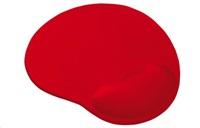 podložka TRUST BigFoot Gel Mouse Pad - red