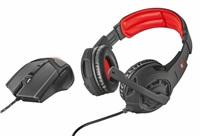 TRUST GXT 784 Gaming Headset & Mouse - poškozený obal