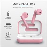 TRUST Primo touch BT earphones pink