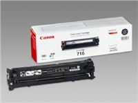 Canon toner CRG-716BK, černý
