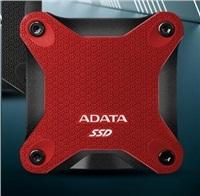 ADATA externí SSD SD600Q 240GB red