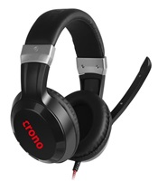 CRONO herní sluchátka s mikrofonem Arch