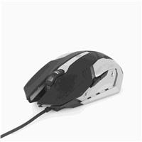 GEMBIRD myš MUSG-07, herní, optická, programovatelná, 3200DPI, USB