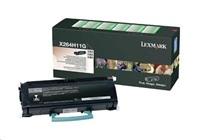 LEXMARK černý toner pro X264, X363, X364 z programu Lexmark Return (9 000 stran)