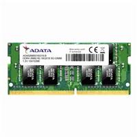 SODIMM DDR4 16GB 2666MHz CL19 ADATA Premier memory, 1024x8, Single