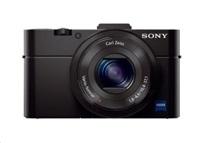 SONY RX10 II Cyber-Shot 20.2MPix, 8.3x zoom - černý