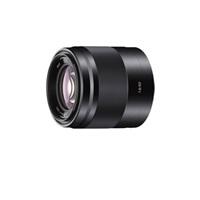 Sony objektiv SEL-50F18B,50mm,F1,8,černý pro NEX
