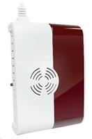 iGET P6 SECURITY Bezdrátový detektor plynu (CO, LNG, CNG, LPG), věstavěná světelná a zvuková signalizace