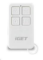 iGET SECURITY M3P5 Dálkové ovládání - klíčenka k alarmu M3 a M4