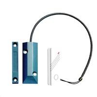 iGET SECURITY P21 Bezdrátový magnetický senzor pro železné dveře/okna/vrata k alarmu M2B, detekce při otevření pro M2B