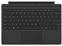 Microsoft Surface Pro Type Cover (Black), Commercial, ENG