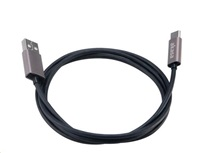 AKASA - USB 2.0 typ C na typ A kabel - 100 cm