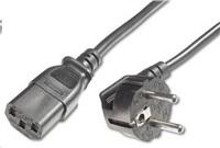 Síťový napájecí kabel 230V k počítači, 2 m