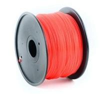 GEMBIRD Tisková struna (filament) ABS, 1,75mm, 1kg, červená