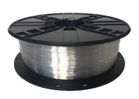 GEMBIRD Tisková struna (filament) PETG, 1,75mm, 1kg, natural