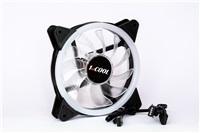 1stCOOL Fan REGULAR EVO RGB Double RING 12cm ventilátor 4pin/12V