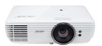 ACER Projektor VL7860 DLP 4K UHD, 3000lm, 1500000/1, HDMI, RJ45, Laser, Rec 709, 8.5kg, EURO Power EMEA