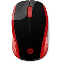 HP Wireless Mouse 200 (Empres Red)