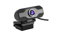 ODSAMA WebCam - webkamera 1080p, černá, USB