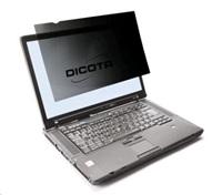DICOTA Secret 2-Way 15.6 Wide (16:9), side-mounted