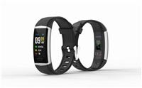 EVOLVEO FitBand B5, GPS fitness náramek s plaváním, měřením krevního tlaku a tepové frekvence