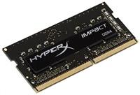 SO-DIMM 16GB DDR4-2933MHz CL17 HyperX Impact