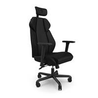 SPC Gear EG450 BK ergonomická herní židle černá - textilní