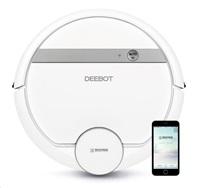 Ecovacs Deebot 900, robotický vysavač, Smart Navi+virtuální zdi, Smart Home kompatibilní, OTA