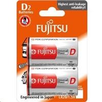 Fujitsu Universal Power alkalická baterie LR20/D, blistr 2ks