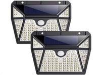 Venkovní solární LED světlo s pohybovým senzorem Z118