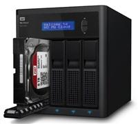 WD My CLOUD EX 4100, 32 TB (4x8TB) 3,5
